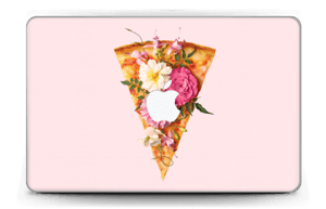 "Pizza Quatre Fleurs Skin MacBook Air 11"""