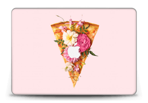 "Floral Pizza  Skin MacBook Pro Retina 15"" 2015"