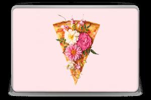 Kukkaispizza tarrakuori Laptop 15.6