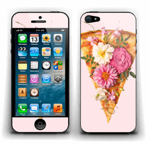 Pizza Quatre Fleurs Skin IPhone 5