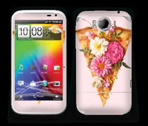 Floral Pizza Skin Sensation XL