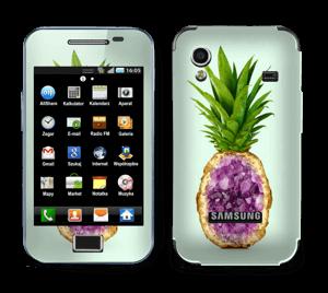Glitzernde Ananas Skin Galaxy Ace