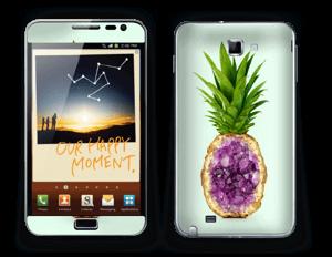 Pineapple Quartz  Skin Galaxy Note