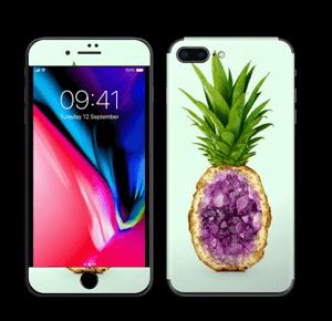 Glitzernde Ananas Skin IPhone 8 Plus
