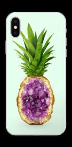 Pineapple Quartz  Skin IPhone X