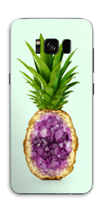 Pineapple Quartz  Skin Galaxy S8
