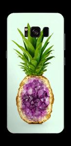 Ananas bling Skin Galaxy S8