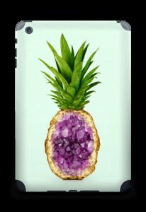 Glitzernde Ananas Skin IPad mini 2 back