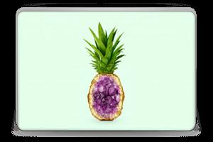 Glitzernde Ananas Skin Laptop 15.6