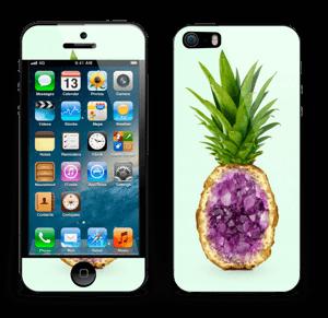 Pineapple Quartz  Skin IPhone 5s