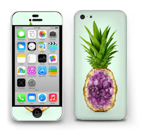 Pineapple Quartz  Skin IPhone 5c