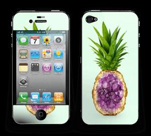 Glitzernde Ananas Skin IPhone 4/4s