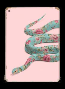 Floral snake  Skin IPad Pro 12.9