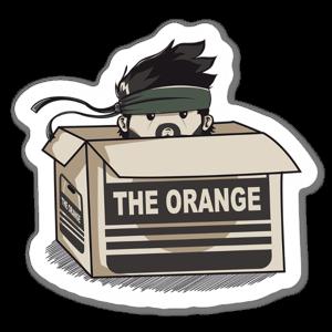 Cache-cache sticker