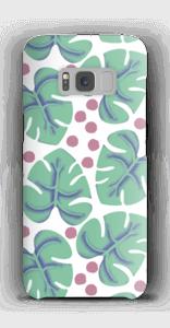 ボタニカル ケース Galaxy S8
