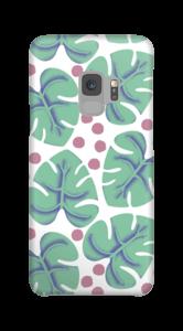 Monstera Handyhülle Galaxy S9