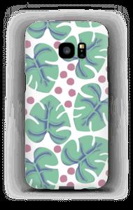 Monstera case Galaxy S7 Edge