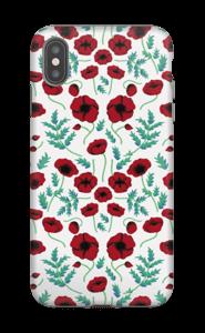 Poppy case IPhone XS Max tough