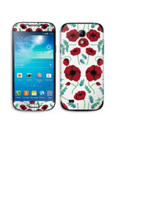 Valmuer Skin Galaxy S4 Mini