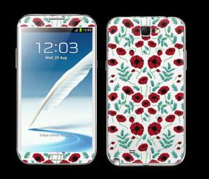 Valmuer Skin Galaxy Note 2