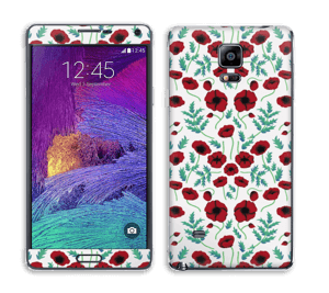 Valmuer Skin Galaxy Note 4