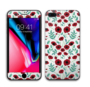 Valmuer Skin IPhone 8 Plus
