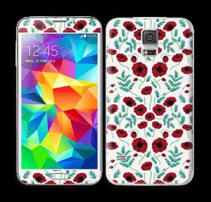 Valmuer Skin Galaxy S5