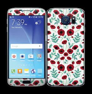 Valmuer Skin Galaxy S6
