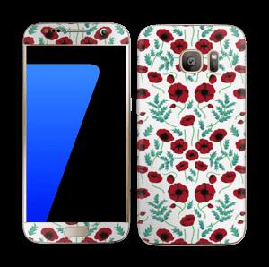 Valmuer Skin Galaxy S7