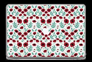 """Valmuer Skin MacBook Pro 17"""" -2015"""