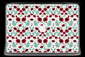 """Valmuer Skin MacBook Pro 15"""" -2015"""