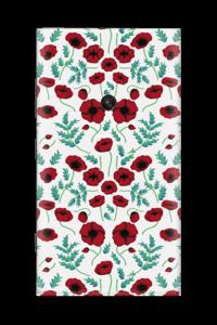 Poppy  Skin Nokia Lumia 920