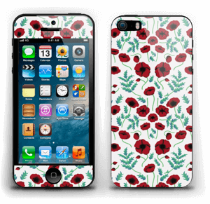 Valmuer Skin IPhone 5s