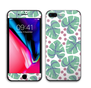 Blätter Skin IPhone 8 Plus