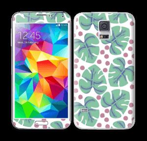 Monsterablad Skin Galaxy S5
