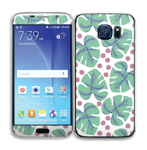 Monsterablad Skin Galaxy S6