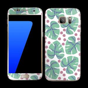 Monsterablad Skin Galaxy S7