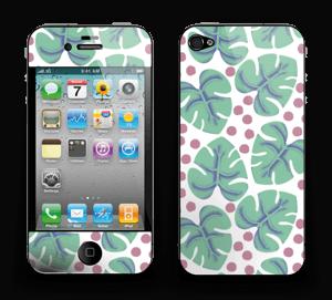 Blätter Skin IPhone 4/4s