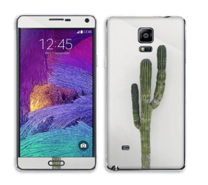 Mexican Cactus Skin Galaxy Note 4