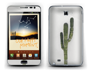 Mexican Cactus Skin Galaxy Note