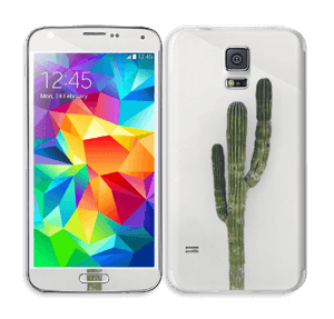 Mexican Cactus Skin Galaxy S5