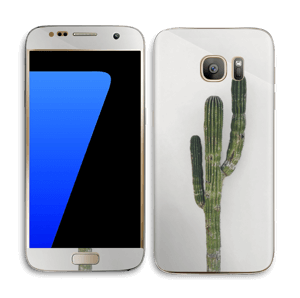 Mexican Cactus Skin Galaxy S7