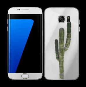 Mexican Cactus Skin Galaxy S7 Edge