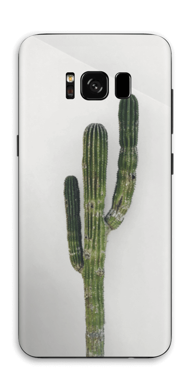 Mexican Cactus Skin Galaxy S8