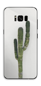 Mexican Cactus Skin Galaxy S8 Plus