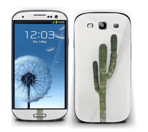 Mexican Cactus Skin Galaxy S3