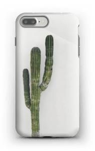 De single cactus hoesje IPhone 7 Plus tough