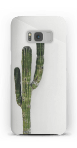De single cactus hoesje Galaxy S8