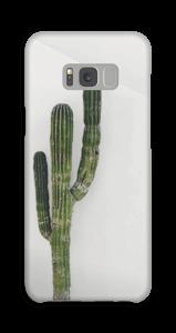 De single cactus hoesje Galaxy S8 Plus