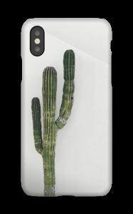 The Single Cactus case IPhone XS